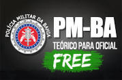 OFICIAL POLICIA MILITAR DA BAHIA - PM BA - GRATUITO