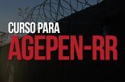 Agente Penitenciário de Roraima - Agepen RR