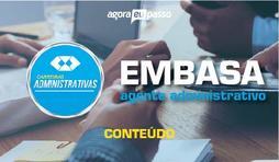 Agente Administrativo - EMBASA