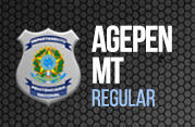 AGENTE PENITENCIÁRIO DO MATO GROSSO - AGEPEN MT