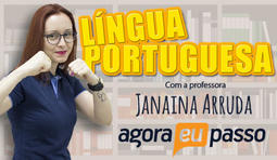 Curso de Língua Portuguesa - Janaína Arruda