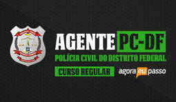 Agente da Polícia Civil do Distrito Federal - PC DF