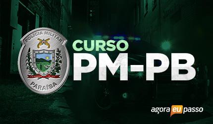 Soldado – Polícia Militar da Paraíba