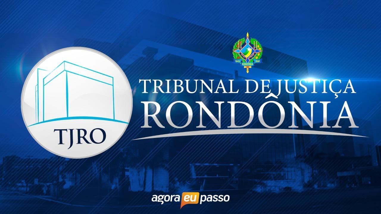 TJ RO - Técnico Judiciário - Área Administrativa
